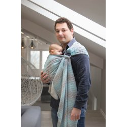LennyLamb Ring sling LittleLove Breeze