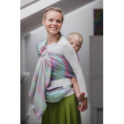 LennyLamb Ring sling Little Herringbone Impression