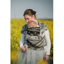 LennyLamb WRAP-TAI Glamorous Linen Lace