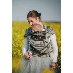 LennyLamb WRAP-TAI nosítko Glamorous Linen Lace