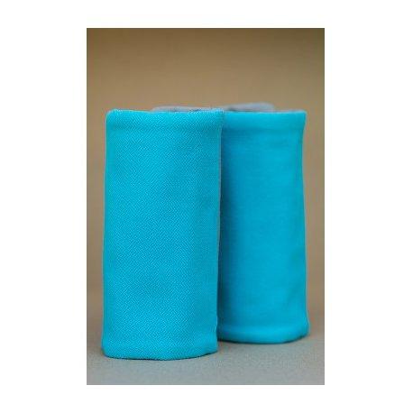 Isara Teething Pads Turquoise