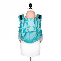 Fidella Onbuhimo zádové nosítko - Sirens Linen Blue