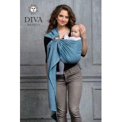 Diva Milano ring sling Basico Luna