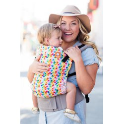 Tula ergonomic carrier Confetti Pop