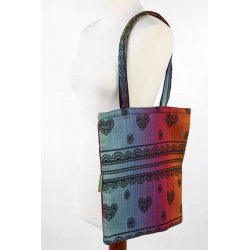 LennyLamb Bag Rainbow Lace Dark