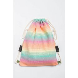 LennyLamb Bag SackPack Little Herringbone Imagination