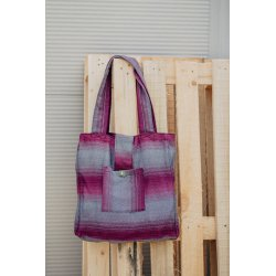 LennyLamb Shoulder Bag - Little Herringbone Inspiration