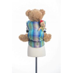 LennyLamb Doll Carriers Little Herringbone Petrea