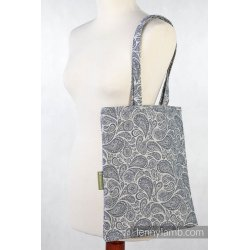 LennyLamb Bag Paisley Navy Blue & Cream