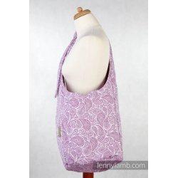 LennyLamb Hobo taška Paisley Purple & Cream