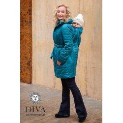Diva Milano zimní kabát 4v1 Mare