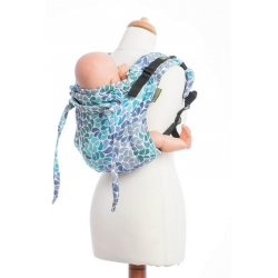 LennyLamb Onbuhimo back carrier - Colors Of Heaven