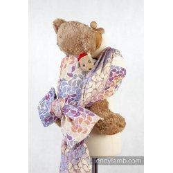 LennyLamb dětský šátek pro panenky Colors of Life
