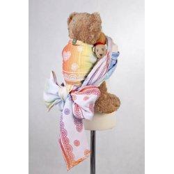 LennyLamb Doll Sling Rainbow Lace