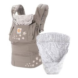 Ergobaby Set Bundle easy snug - Original Galaxy Grey
