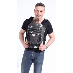 kokadi baby carrier Flip Performance Air - Diorite Stars