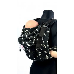 Kokadi Onbu Baby Carrier - Flying Birds