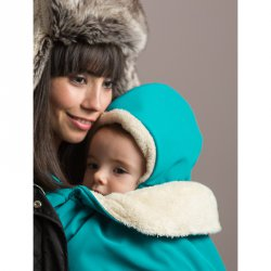 ISARA Winter Cover Hood Add-on - Turquoise