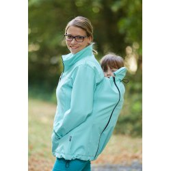 Gemini Softshell Jacket - mint