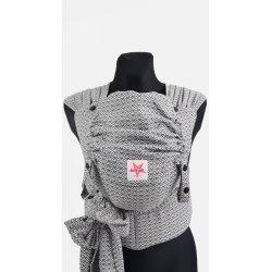kokadi baby carrier WrapTai - Heart2Heart stone
