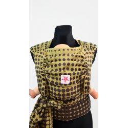 Kokadi WrapTai Nosítko - Magic Dots Gaborone