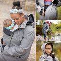 Hoppediz Softshell Jacket - 4in1 - grey