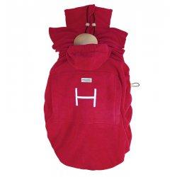 Hoppediz zateplovací kapsa Basic - červená