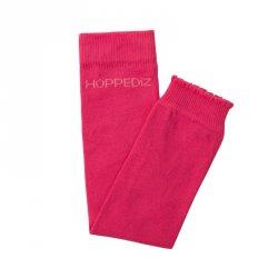 Hoppediz návleky na nožičky - pink