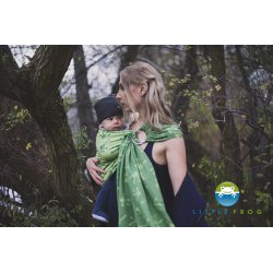 Little Frog Ring Sling Kiss the Green Frog