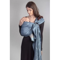 Diva Milano ring sling Essenza Eclipse (linen)