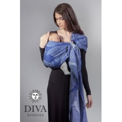 Diva Milano ring sling Essenza Azzurro