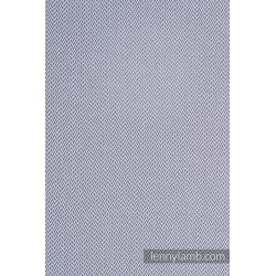 LennyLamb dětský šátek pro panenky Little Herringbone Grey