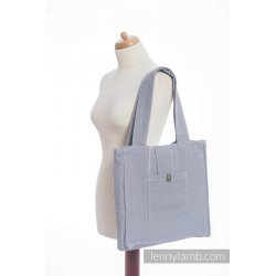 LennyLamb Shoulder Bag - Little Herringbone Grey