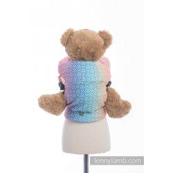 LennyLamb dětské nosítko pro panenky Big Love - Rainbow