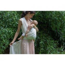 Loktu She - Bird Garden - Pearl (Tencel)