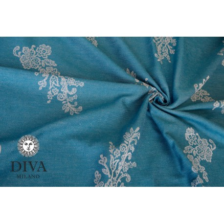 Diva Milano ring sling Reticella Petrel