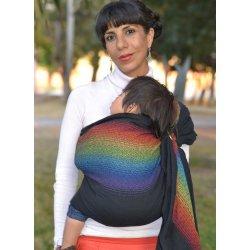 Indajani Ring Sling Binni Rainbow