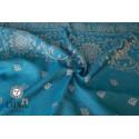 Diva Milano ring sling Barocco Lions Petrel
