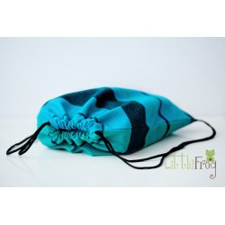 Little Frog bag Chrysocolla