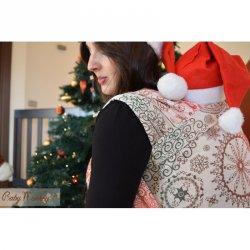 BabyMonkey - Christmas Lace - Holly