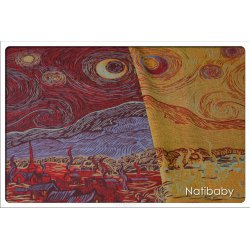 Natibaby Starry Night Roava