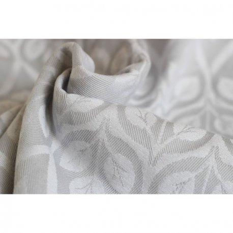 Yaro Ring Sling La Vita Silver White Wool