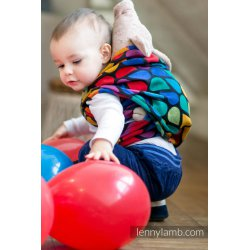 LennyLamb dětský šátek pro panenky Joyful Time
