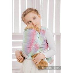 LennyLamb dětský šátek pro panenky Little Herringbone Impression