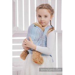 LennyLamb dětský šátek pro panenky Little Love - Breeze