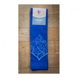 LoktuShe návleky na nožičky - královská modrá