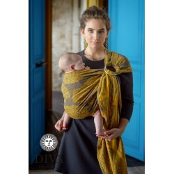 Diva Milano ring sling Essenza Savana