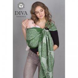 Diva Milano ring sling Essenza Pino (Bambus)