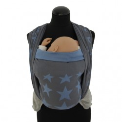 Hoppediz Ring Sling LA Blue