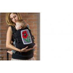 Isara ergonomické nosítko V3 Transylvanian Poppy